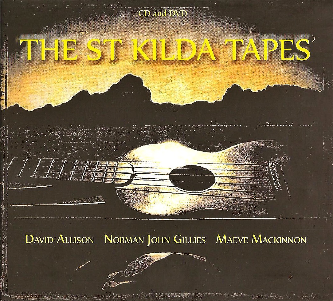 The St Kilda Tapes DVD Front Cover